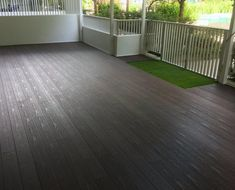 Wood-boring bugs hate it, it can't catch fire and is totally recyclable – just some of the key characteristics of evoDECK! Outdoor Decking, Outdoor Decor, Balcony Design, Teak, Singapore, Bugs, Condo, Eco Friendly, Hate