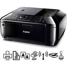 Canon PIXMA MX512 Wireless Office All-In-One Printer/Copier/Scanner/Fax Machine