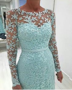 Most Gorgeous Winter Wedding Dress Ideas - Zine 365 Lace Dress Styles, African Lace Dresses, African Fashion Dresses, Mother Of Bride Outfits, Mother Of Groom Dresses, Mothers Dresses, Mob Dresses, Formal Dresses, Wedding Dresses