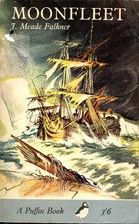 Moonfleet by John Meade Falkner - I loved this book so much!  Best adventure story for boys and girls!