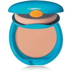Shiseido Sun Protection Compact Foundation SPF30 N SP20 found on Polyvore