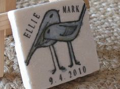 6 Creative Save the Date Ideas: Magnets with a Twist