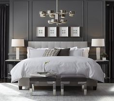 Master Bedroom Modern 20 modern contemporary masculine bedroom designs | http://www