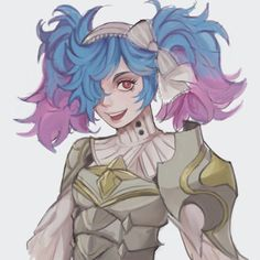 "yuni-saki: ""Progress shot of peri-peri ( idk how the actual name is spelled but on my game it's Peri so huff) Also bc I changed my laptop, I have to get used to Photoshop now and the transition has. Fire Emblem Fates, Best Waifu, Art Boards, Tirano, Artwork, Anime, Fictional Characters, Nintendo, Doll"