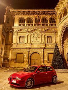 Alfa Romeo 147 GTA en Alcañiz, Spain. Forero 147 ASTUR #AlfaRomeo #Alacañiz #AlfaRomeo147 #AlfaRomeoGTA Alfa Romeo 147, Alfa Gta, Classic Sports Cars, Tuner Cars, Small Cars, Retro Cars, Car Wallpapers, Garages, Sport Cars
