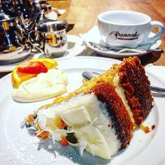 Rediscovering tea and carrot cake at Panache.  #GeelongWaterfront #cafe #cafeculture #creperie #bakingisfun #healthyfood #foodie #nomnom #foodporn #food #instapic #love #foodlover #ilovefood #baking #healthy #cooking #letseat #instafood #yum #yummy #cake #pudding #foodie #foodporn #geelong #senchagreentea #sencha by johnfrair http://ift.tt/1JtS0vo