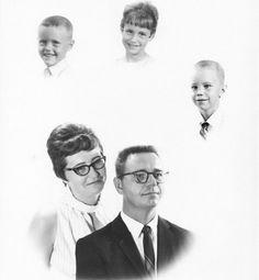 Fotos de familia 'inquietantes'. ¿Quién no guarda una en un cajón?