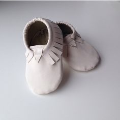 Need the perfect white Moccs for your little bit? These are on sale for only $17!!!