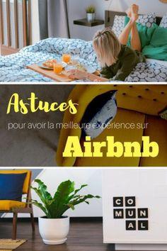 Astuces pour avoir la meilleure expérience sur Airbnb lors d'une réservation de chambres ou d'appartement. Bonus: 25$ de crédit sur votre première réservation!