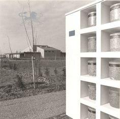 yndyk crematorium 1973 Historisch Centrum Leeuwarden - Beeldbank Leeuwarden