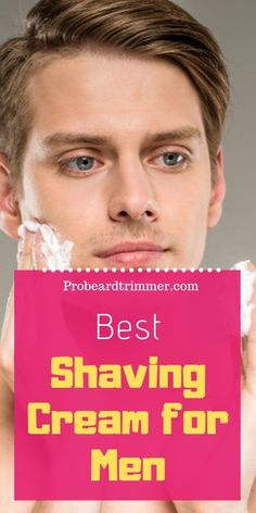 Are you confused about which shaving cream to buy? Read our guide about best shaving cream for men in Best Shaving Cream, Shaving Products, Skin Bumps, Best Shave, Shave Gel, Interesting Information, Unwanted Hair, Positive Feedback, After Shave