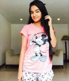 Fr more ideas follow on Instagram as Anurag Holkar Indian Teen, Indian Girls, Artists For Kids, Child Actresses, Cute Girl Photo, Star Fashion, Nightwear, Girl Photos, Cute Girls