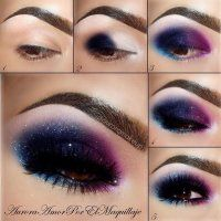 Purple is a fashionable color with a mysterious vibe. For all makeup enthusiasts and the makeup beginners, the purple eye shadows must be a necessary shade in their cosmetic boxes. Whatever occasion you are going to attend, the purple shadow will always be gorgeous! But if you don't know how to apply the purple shadow …