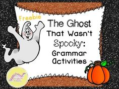 This freebie is a part of the Ghost Talk Blog Hop, a collaborative effort by a group of SLP bloggers and TPT sellers! The blog hop activities include: a story, sequencing, articulation, positional concepts, and describing and comparing/contrasting. Head over to my blog (link provided in this freebie) to continue the hop!