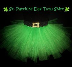 A personal favorite from my Etsy shop https://www.etsy.com/listing/219719741/adult-lucky-the-leprechaun-tutu-skirt-w