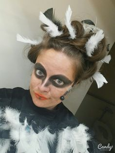 Shrek the Musical Ugly Duckling Hair and Makeup