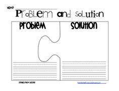 Problem and Solution Activity Pack - Fourth and Ten - TeachersPayTeachers.com