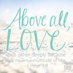 #LetGodLoveYou ! #AConfidentHeart #Devotional <3 Above ALL