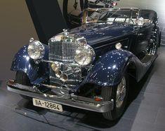 Horch 670 Cabriolet