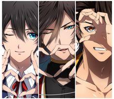 画像 Hot Anime Boy, I Love Anime, Anime Guys, Touken Ranbu, Anime Chibi, Anime Art, Otaku, Bishounen, Furry Art