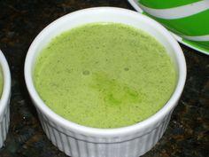 Aji Verde (Peruvian Green Chili Sauce)