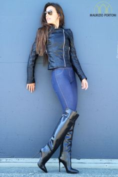 NEW-800-MAURIZIO-PORTONI-designer-overknee-stiletto-leather-boots-UK3-4-5-7