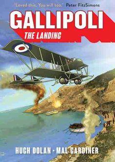 Gallipoli: The Landing - Hugh Dolan & Mal Gardiner