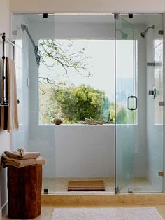 Shower Pan. Love This But With Opaque Window To Let In Light But Maintain  Privacy