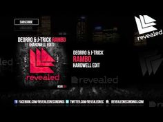 Deorro & J-Trick - Rambo (Hardwell Edit) [OUT NOW!] - YouTube