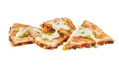 Smothered Cheese Steak Quesadilla | Buffalo Wild Wings