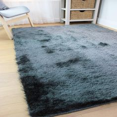 This Splendour Shadow Charcoal Plain Shaggy Rug is super soft, Polyester pile and a cloth backing. This shaggy rug features ultra fine strands with a metallic look that is sure to be a focal point in your home. Shaggy Rug, Rug Features, Rugs Online, Strands, Charcoal, Metallic, Colours