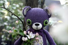 New teddy bear pattern