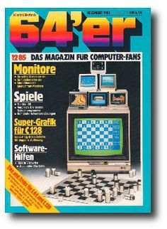 64'er Magazin 1985