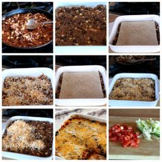 Cheesy Enchilada Casserole Recipe -Voted the #1 Casserole for the year at Taste Of Home