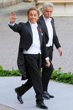 Valentino Garavani & Giancarlo Giammetti