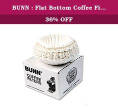 BUNN : Flat Bottom Coffee Filters, 12-Cup Size, 250 Filters/pack -:- Sold as 2 Packs of - 250 - / - Total of 500 Each. BUNN : Flat Bottom Coffee Filters, 12-Cup Size, 250 Filters/pack Fits most commercial Bunn coffee brewers. Global Product Type: Coffee Filters; Number of Cups: 12; Material(s): Paper; For Use With: N/A.: Manufactured by.: BUNN.