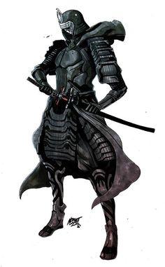 Samurai Ren