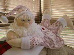 Resultado de imagen para cubresillas navideños con moldes
