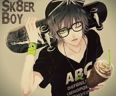 (3) anime boy | Tumblr