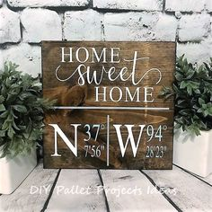 New Great DIY Ideas For Pallet Signs #palletideas #pallet