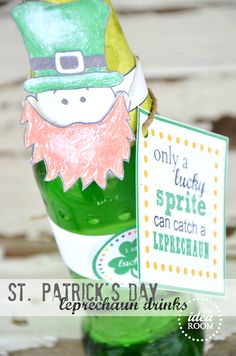 Leprechaun drink