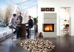 Camina S17 puhdas ja suoralinjainen design sopii hyvin osaksi olohuonetta. Takan pienen syvyyden ja integroidun palomuurin ansiosta se sopii pienempäänkin tilaan. #habitare2015 #design #sisustus #messut #helsinki #messukeskus Helsinki, Html, Design, Home Decor, Fireplace Heater, News, Decoration Home, Room Decor