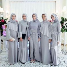 Dress brokat modern pola 62 Trendy ideas – My World Dress Brukat, Hijab Dress Party, Kebaya Dress, Dress Pesta, Dress Outfits, Kebaya Hijab, Cape Dress, Dress Brokat Muslim, Dress Brokat Modern