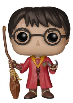 Funko Pop Movies: Harry Potter Quidditch Vinyl Figure