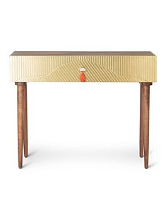 All Details You Need to Know About Home Decoration - Modern Wood Table, Wood Desk, The Brambles, Brass Drawer Pulls, Oliver Bonas, Gold Wood, Dark Wood, Console Table, Bedroom Furniture