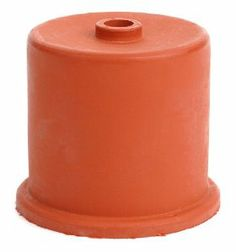 "#9 Rubber Cap by E.C. Kraus. $7.25. (Rc109) 2-3/8 Inch Inside Diameter. These Stretch Over The Outside Of The Neck Of Your Jug. They Have A Hole In The Top To Fit All Of Our Air Locks, Except For The ""Giant Hobby #2 Air Lock"". These Are Preferred By Some People Over The Rubber Stoppers, And In Some Situations They Work Better."