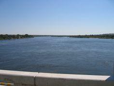 The Zambezi river #Zambia