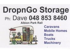 STORAGE, Caravan, Boat, Truck, etc is listed For Sale on Austree - Free Classifieds Ads from all around Australia - http://www.austree.com.au/automotive/caravan-campervan/caravan/storage-caravan-boat-truck-etc_i3048
