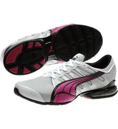 You'll really go places in this running shoeSure, this shoe is sleek and stylish, but once you put it on, its inner beauty will shine. The midsole is bolstered by PUMA's 10CELL cushioning system, while the eco-friendly sockliner delivers optimum fit and greater airflow. That means comprehensive foot support, fewer blisters and serious comfort. Features:Mesh upper with reinforced toe for breathability and protectionLace-up closure for secure fit...