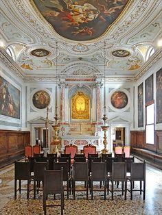 La Scuola Grande San Giovanni Evangelista (Venise)